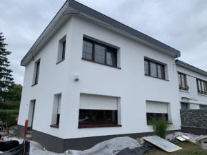 Rénovation d'une maison 3 façades à Boncelles